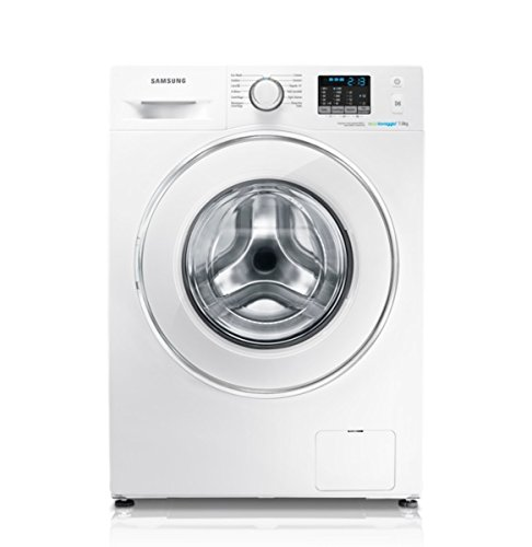 Samsung WF90F5E0W2W/ET Libera installazione Caricamento frontale 9kg 1200Giri/min A+++ Bianco lavatrice