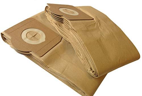 UTP Ten - Bolsas para aspiradoras Titan (16 L, 20 L, 30 L, 40 L)