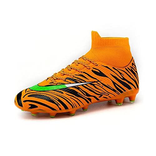 YXIAOL Zapatillas Fútbol Hombre Profesionales Training Botas de Fútbol Spike Aire Libre Atletismo Zapatos de Entrenamiento Zapatos de Deporte,#07-43