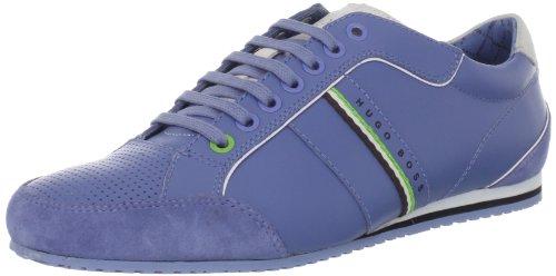 Hugo Boss BOSS Green by Herren Victoire LA Sneaker, Blau (Hell/Pastellblau), 39.5 EU