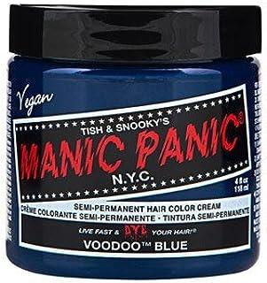 MANIC PANIC マニックパニック Voodoo Blue ブードゥーブルー 118ml
