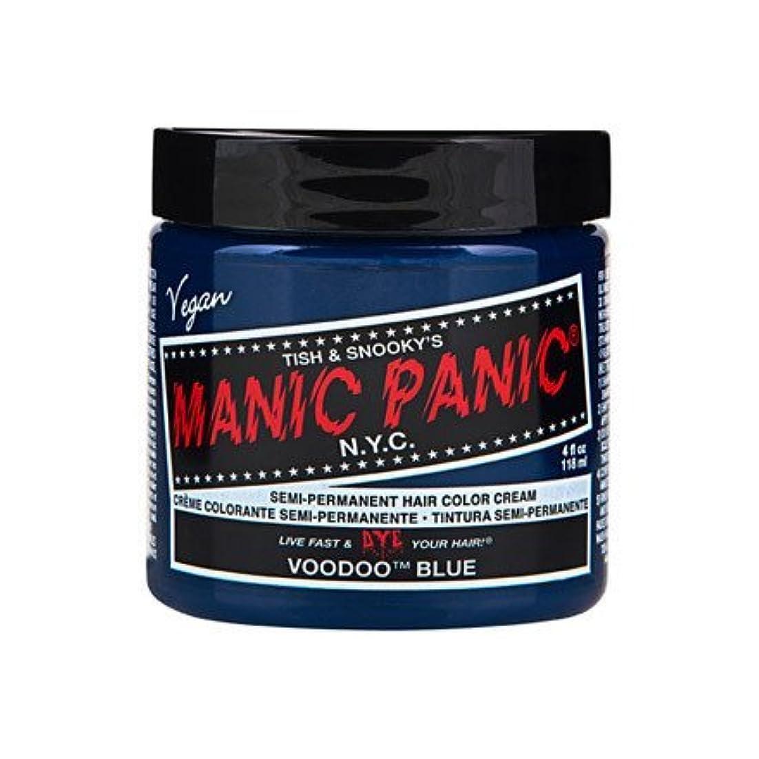 枕間欠和らげるMANIC PANIC マニックパニック Voodoo Blue ブードゥーブルー 118ml