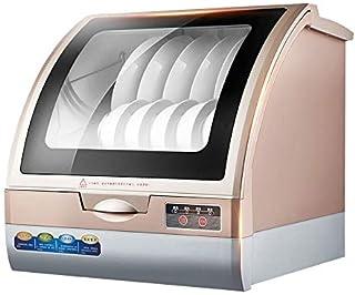 Lavavajillas, mini lavavajillas, protección del medio ambiente, una hora, rápido, fruta, esterilización y vidrio, demanda de agua 5 L, pantalla LED, operación de control táctil