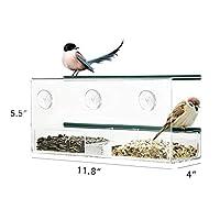 バードフィーダー 野鳥の餌台 野鳥 給餌器 餌台 ガーデン バードウォッチング 小鳥 鳩 野鳥観察