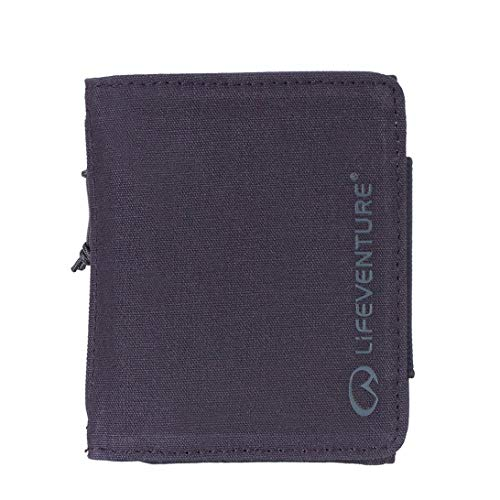 Lifeventure RFiD Wallet (Navy Blue)