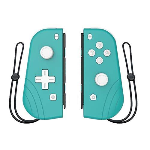 CHANGTRANSLATION La manija inalámbrica de la manija a la Izquierda y la manija Bluetooth Bluetooth Tiene una vibración de Despertador Asa cómoda y Hermosa (Color : C)