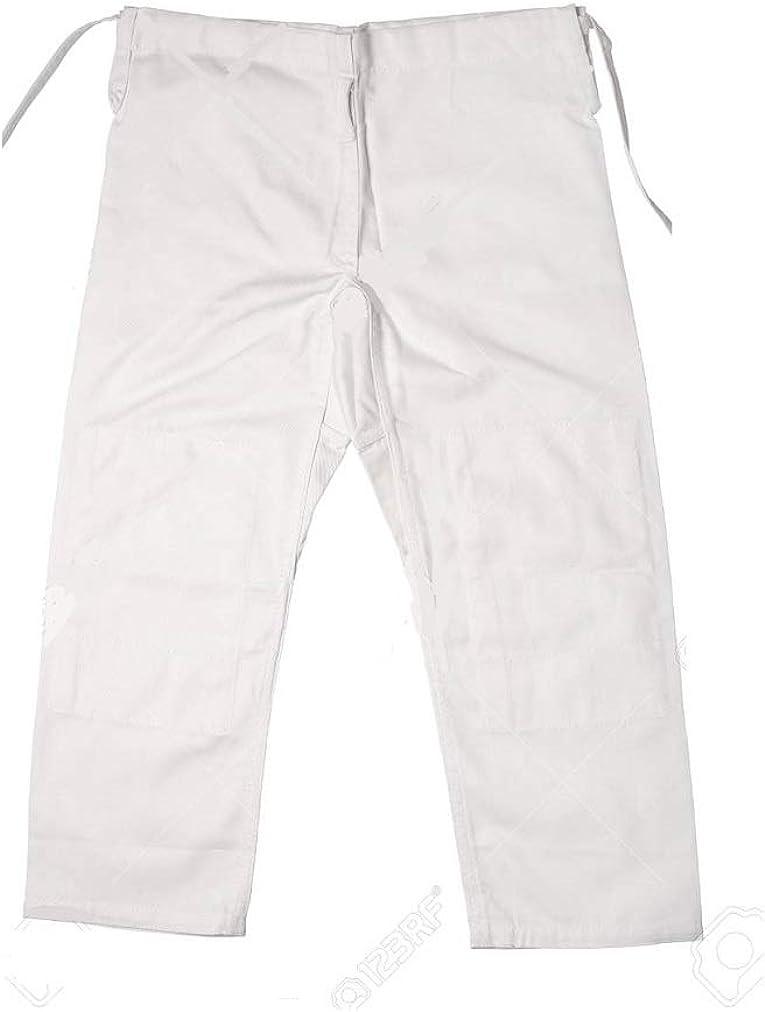 PROFORCE Gladiator Judo 5 ☆ very popular Pants - White Denver Mall Size 3
