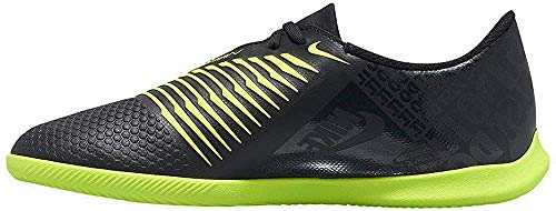 Nike Phantom Venom Club IC, Botas de fútbol Unisex Adulto, Multicolor (Black/Volt 7), 43 EU
