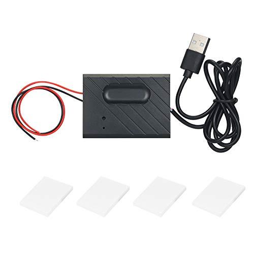 WiFi Smart Switch Controlador de Puerta de Garaje Compatible Abridor de Puerta Garaje Aplicación de Control Remoto de teléfono '' eWeLink '' Función de Compatible con Alexa Home Voice Control IFTTT