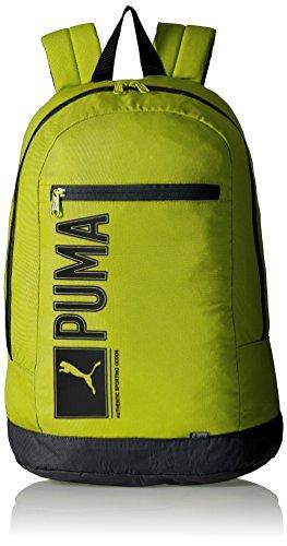 Puma Unisex Rucksack Pioneer, Sulphur Spring, 31cm x 46cm x 21cm, 29 Liter, 073391 04