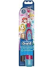Oral-B D2010K Çocuklar Için Pilli Diş Fırçası, Disney Prenses Temalı