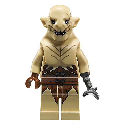 LEGO Lord of the Rings - The Hobbit Theme - AZOG Minifigure (2013) from set 79014 by LEGO by LEGO