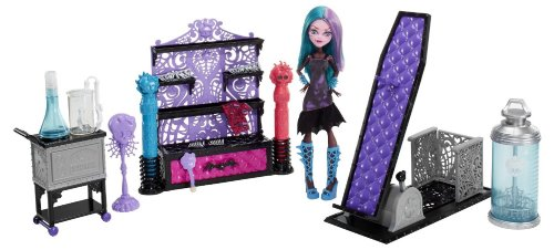 Monster High - BCC47 - Poupée - La Fabrique à Monstres