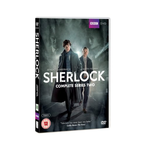 Sherlock: Complete Series 2 [Region 2]