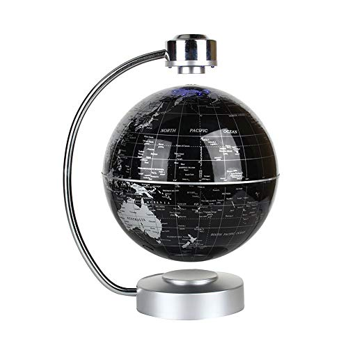 Yosoo Magnetische Schweben Floaten Weltkarte Globus, 8