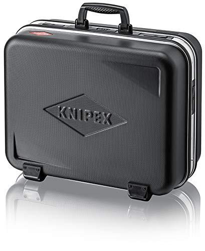KNIPEX 00 21 42 LE Werkzeugkoffer 'BIG Twin' leer (NEU)