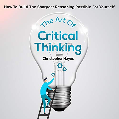 The Art of Critical Thinking  By  cover art