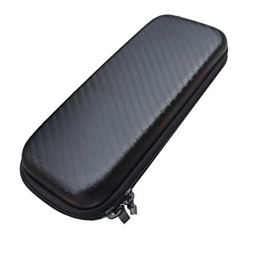 Estuche de transporte, EVA impermeable, bolsa de herramientas con cremallera, funda de...