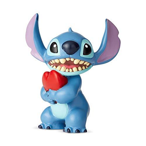 Disney, Figura de Stitch con corazón de