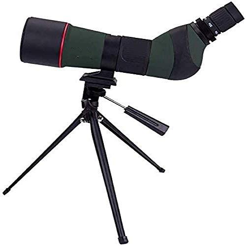 Telescopiohd Telescopio Espacial Monocular Al Aire Libre Refractor Portátil Alcance De Localización con Trípode para Niños Principiantes