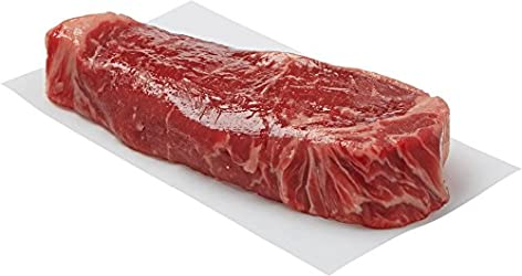 Hamilton Meats Beef Top Sirloin Steak, USDA Choice, 8 oz
