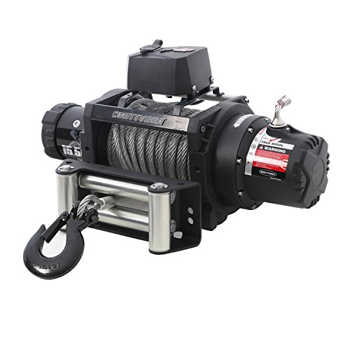 Smittybilt 15500 lb. Load Capacity 97415 XRC Gen2 Winch-15500 lb