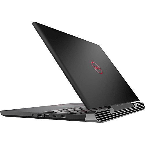 Dell Inspiron 15 7000 Series Gaming Edition 7567 15.6-Inch Full HD Screen Laptop - Intel Quad-Core i7-7700HQ, 256GB SSD + 1 TB HDD, 16GB DDR4 Memory, NVIDIA GTX 1050 4GB Graphics, Windows 10
