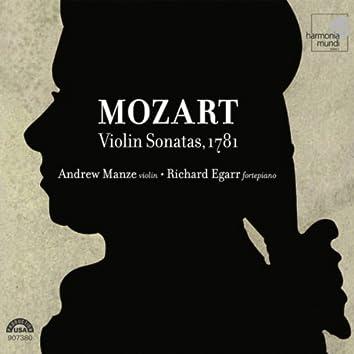 Mozart: Violin Sonatas, 1781