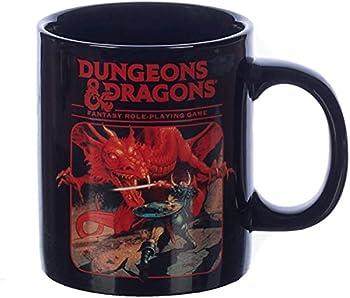 Dungeons & Dragons 16 oz Ceramic Mug