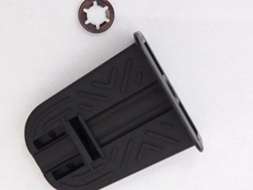Kettler 70121530 Pedal für Kettcar 10 mm