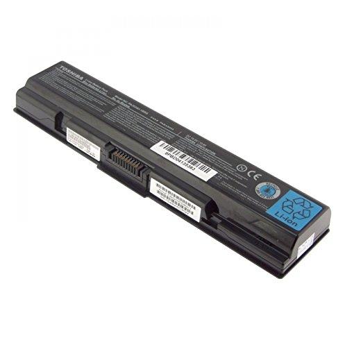 Original Batterie PA3534, LiIon, 10.8V, 4000mAh, Noir pour Toshiba Satellite A350-13I