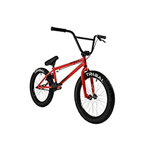 BMX Bikes Tribal Spear BMX Bike – Gloss Red [tag]