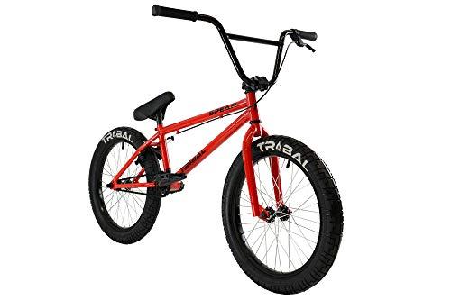 BMX Bikes Tribal Spear BMX Bike – Gloss Red