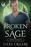 Broken Sage: A Silver Sentinel Fated Mates Wolf Shifter Romance