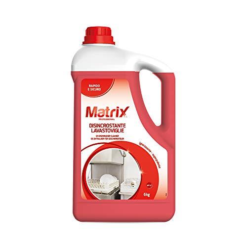 MATRIX Disincrostante lavastoviglie, Rosso, 6 kg