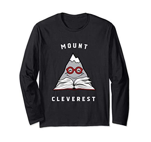 Monte Cleverest - Diseño de libro Nerd Manga Larga