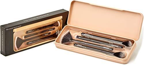 Markwins Essentials Blending is My Cardio - Set de Brochas de Maquillaje - Paleta con una Selección de Brochas Profesionales de Maquillaje - California Collection - Kit de Maquillaje Projesional