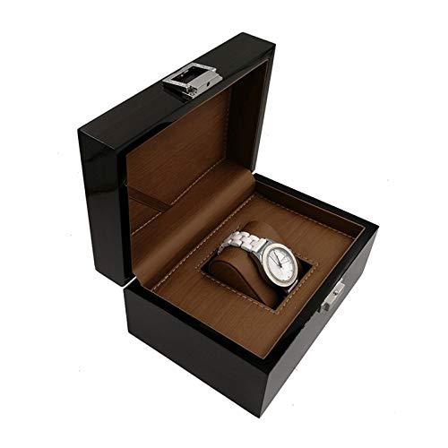 WZJ-Caja de Regalo Caja de joyería de Pintura puntual de Alta Gama Famosa Marca Caja de Reloj de Madera Caja de Madera de Gama Alta de Gama Alta