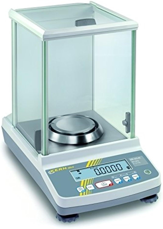 KERN & & & Sohn wlab320 Serie abs-n Analytische Zahlungsbilanz, ohne Zulassung, 91 mm Durchmesser Plattform, 0 – 320 g Bereich-Wägezelle Skala, 0.0001 g B00DG4Q54C   Up-to-date-styling  9ce614