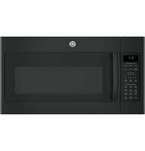 GE JVM7195DKBB Over-the- Over-the-Range Microwave