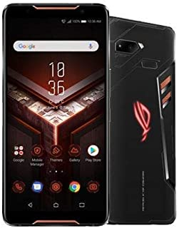"ASUS ROG Gaming Phone ZS600KL (Snapdragon 845, 8GBRAM, 512GB Storage, Dual-SIM, Android, 6"" inch) Factory Unlocked 4G Smar..."