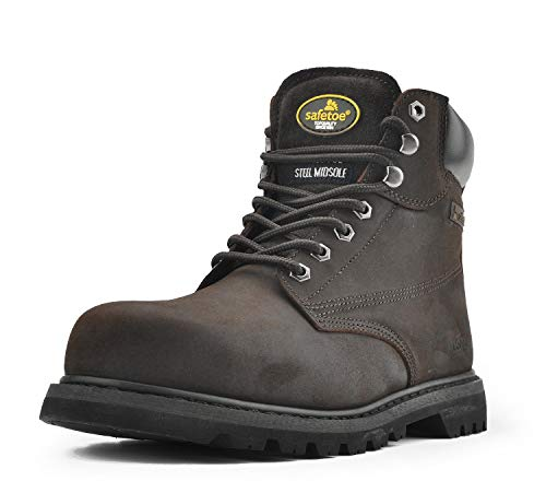 Most Comfortable Welding Boots