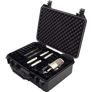 scheda sontronics drumpack plus - set microfono