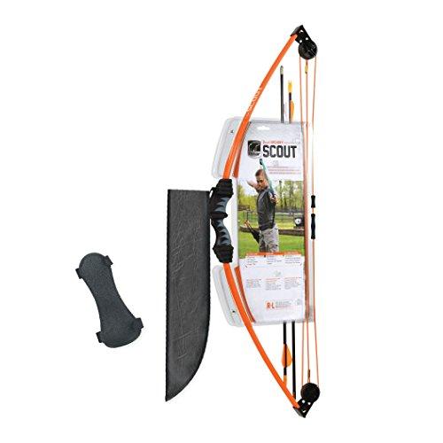 Bear Archery Scout Youth Bow Set –Orange