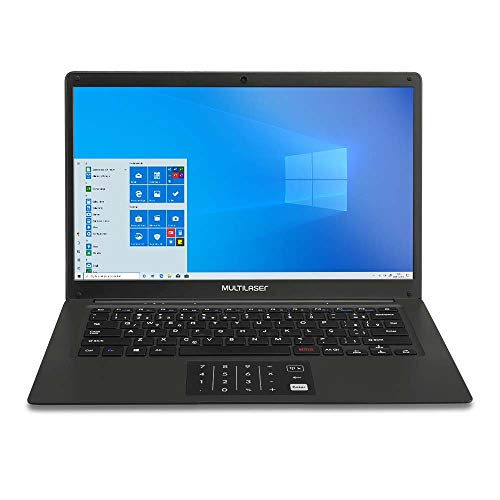 Notebook Multilaser Legacy Book 4GB RAM, 64GB, 14″, PC310