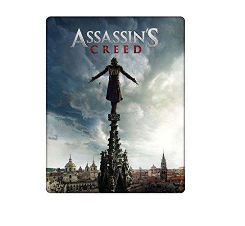 Assassin's Creed Steelbook (4K Ultra HD + Blu Ray + Digital HD)