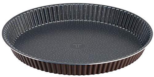 Tefal PERFECTBAKE Moule à Tarte 33 cm Anti-Adhésif  J5542102