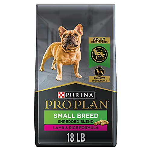 Purina Pro Plan High Protein Small Breed Dog Food