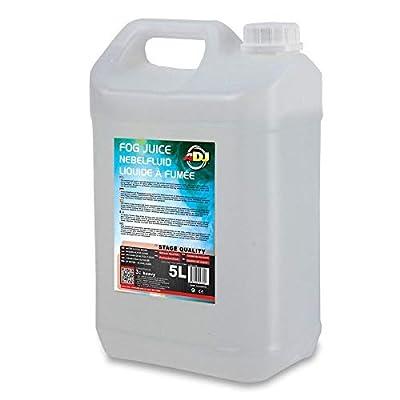 ADJ Heavy Density Fog Juice,5L