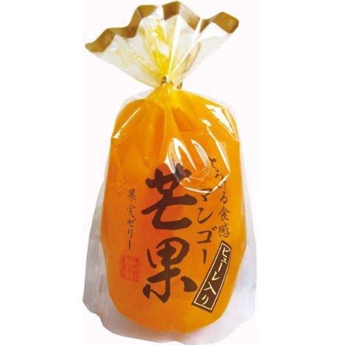 サンヨー堂 果物ゼリー 芒果 マンゴー 400g